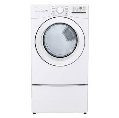7.4 cu. ft. Ultra Large Capacity Electric Dryer Product Image