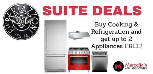 Suite Deal Bertazzoni