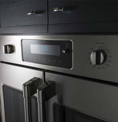 GE Café Wall Ovens Features