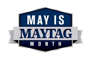 Maytag Month Event Logo